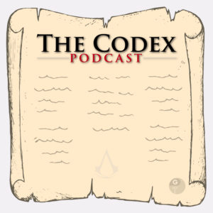 The Codex Podcast Artwork